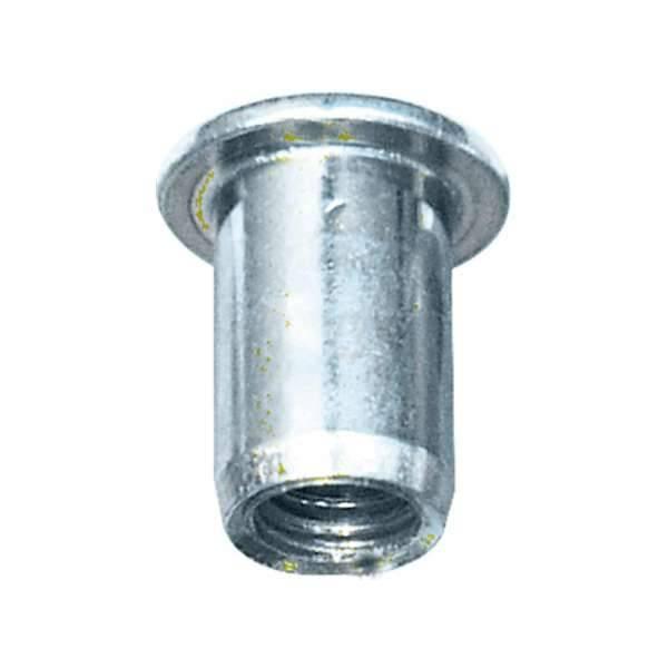 Ecrou a sertir m8 acier pour coffret 894035 - Ecrou a sertir ...