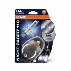 2 AMPOULES H4 NIGHTRACER Culot P43t