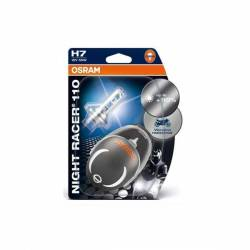 2 AMPOULES H7 NIGHTRACER Culot PX26d