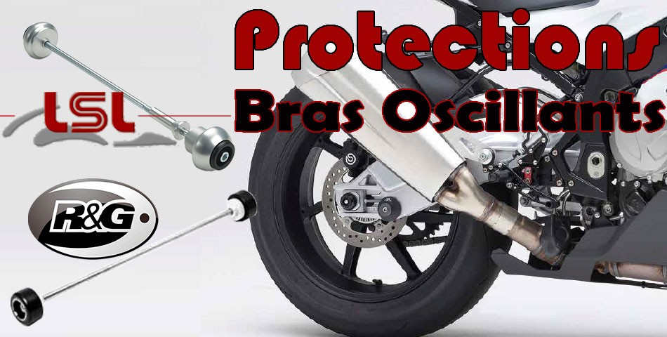 Protection bras oscillants LSL et RG Racing